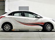 Polep auta - Hyundai i30