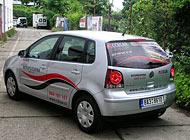 Polep auta - CCB Car Praha
