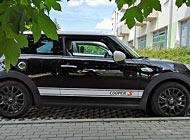 Polep auta - Mini Cooper S