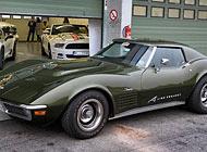 Polep auta - Corvette 1968