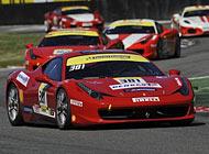 Polep auta - Ferrari F458