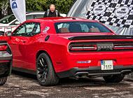 Polep auta - Dodge Challenger