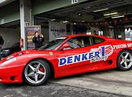 Polep auta - Ferrari F360 Modena