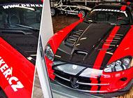 Polep auta - Dodge Viper