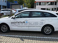 Polep auta - Dominus