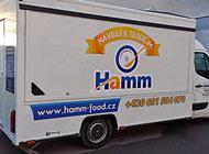 Polep auta - Hamm