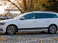 Polep auta - VW Passat