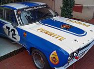 Polep auta - Ford Capri