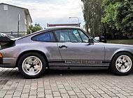 Polep auta - Porsche 911 - 1986