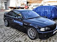 Polep auta - BMW M3