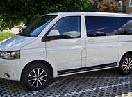 Polep auta - VW Transporter