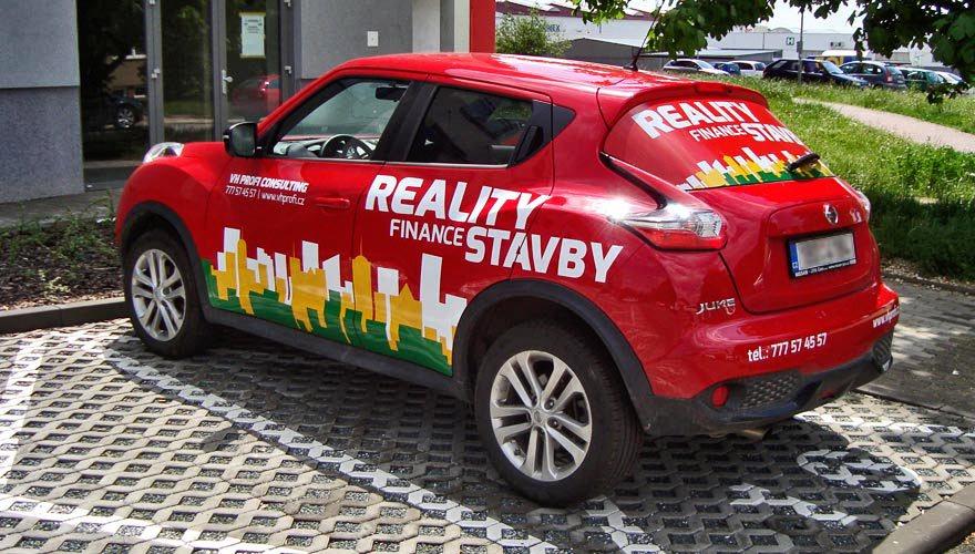 Polepy aut a výloh, samolepky, nálepky | BONA MEDIA s.r.o.