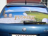 Zadní okno - Florida Golf