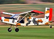 Ukázka polepu - Kubíček Aircarft